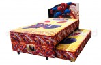 Kasur Bigland SPIDERMAN ULTIMATE TWIN BED